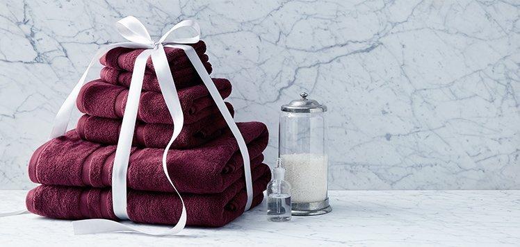 Prep for Guests: Large Towel Sets