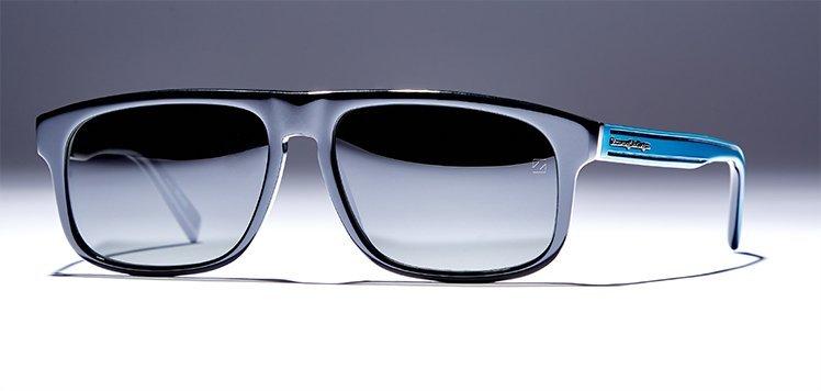 Sunglasses With Ermenegildo Zegna