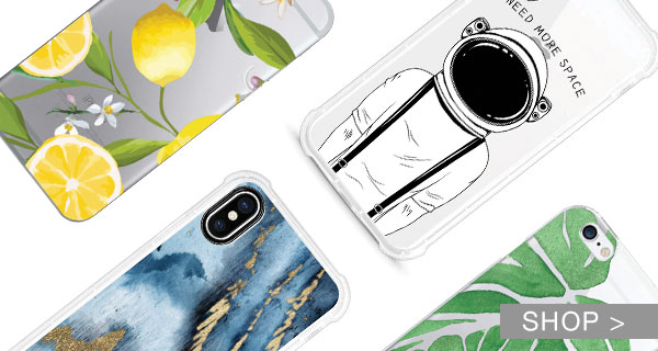 PHONE CASES & MORE
