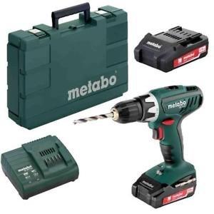 Jetzt klicken und mehr erfahren über: Metabo BS 18 Li...