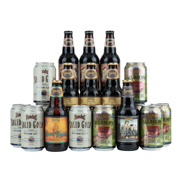 Beer Hawk: 41% Off Founders Big Hitters Case! 🍺Very Limited Stock