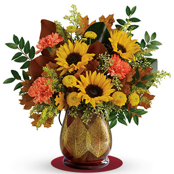 Teleflora's Changing Leaves Bouquet
