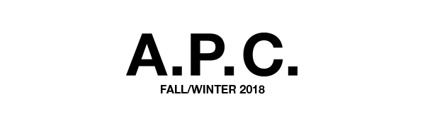 A.P.C. - WINTER KNITS