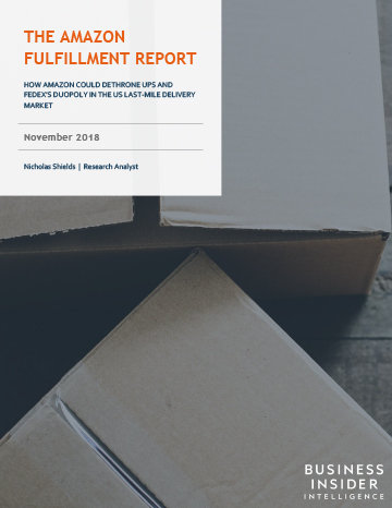 The Amazon Fulfillment Report