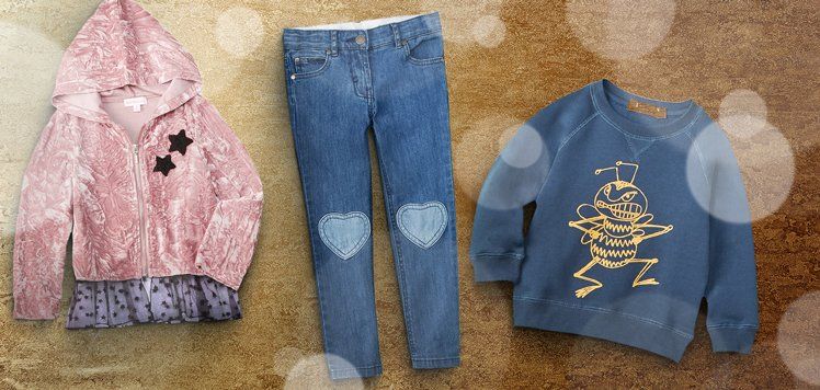 In-Style Looks for Kids