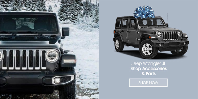 Jeep Wrangler JL Parts and Accessories