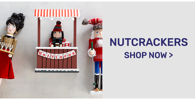 Shop nutcrackers.