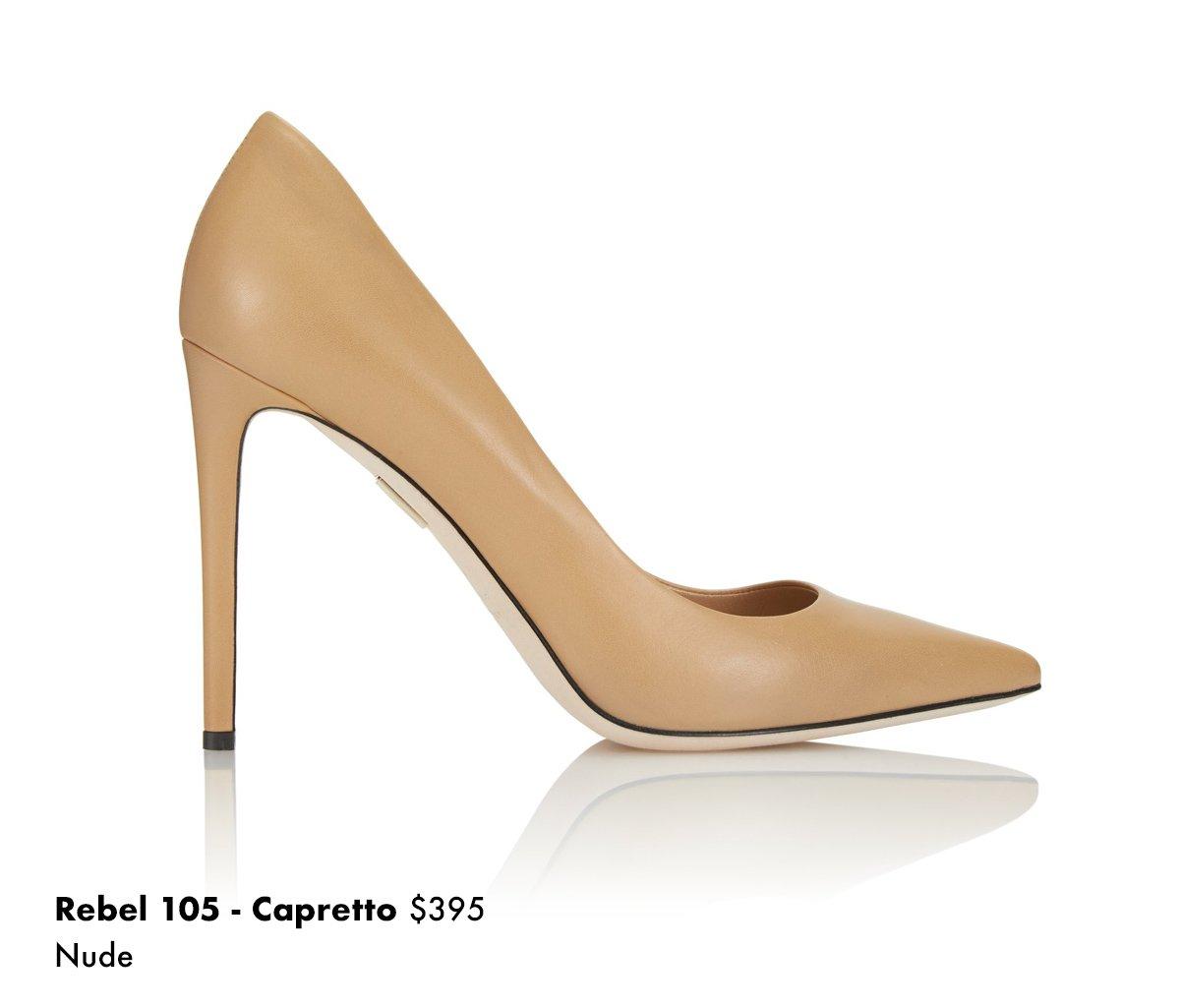 Rebel 105 - Capretto Nude