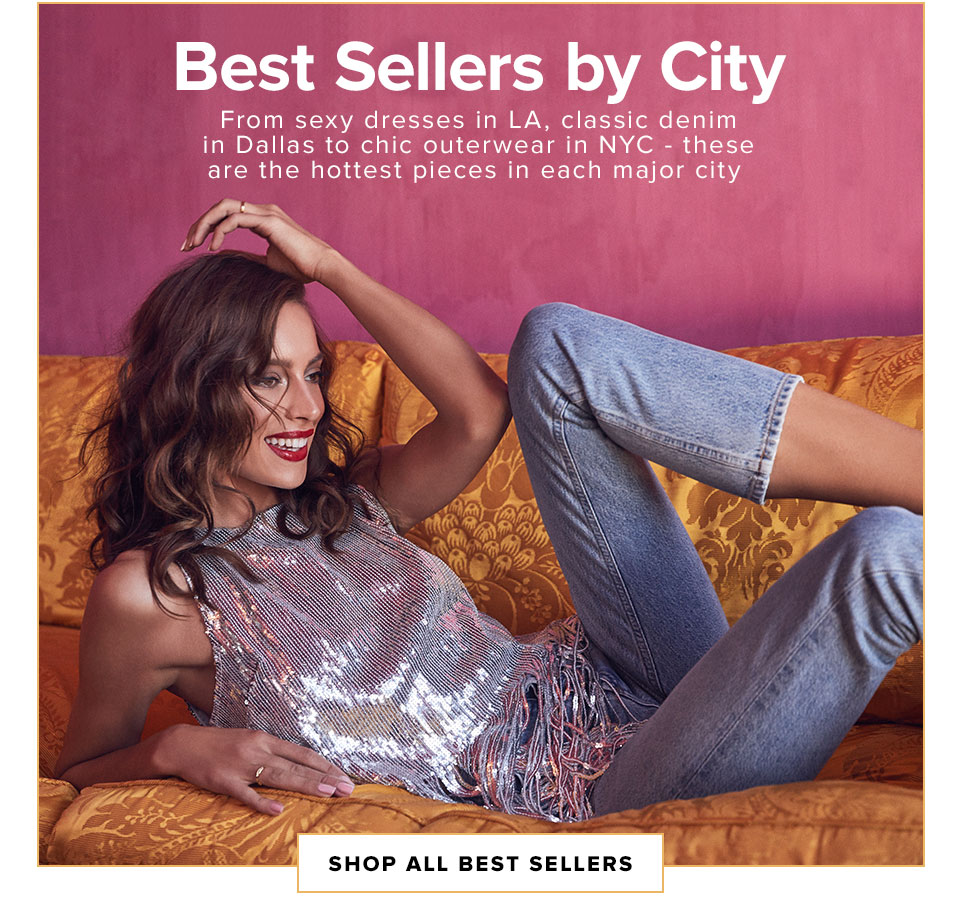 Best Sellers By City - Shop All Best Sellers