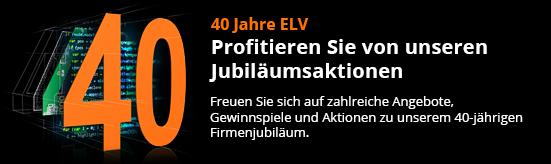 ELV BESTELLUNG