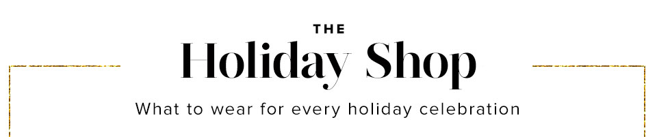 The Holiday Shop - Shop Now