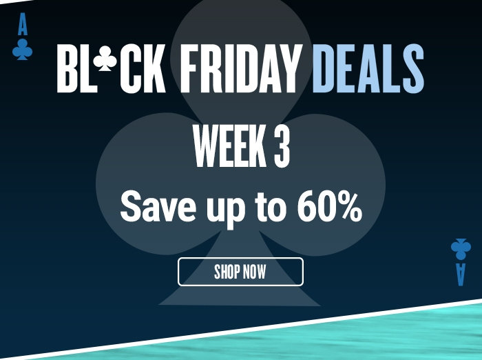 Black Friday week 3
