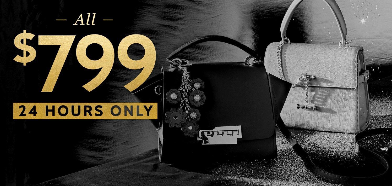 Designer Handbag Special