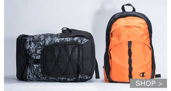 PRE-BLACK FRIDAY DEAL: CHAMPION & JANSPORT