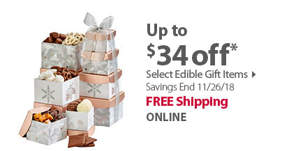 Select Edible Gift Items