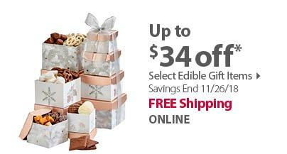 Select Edible Gift Items