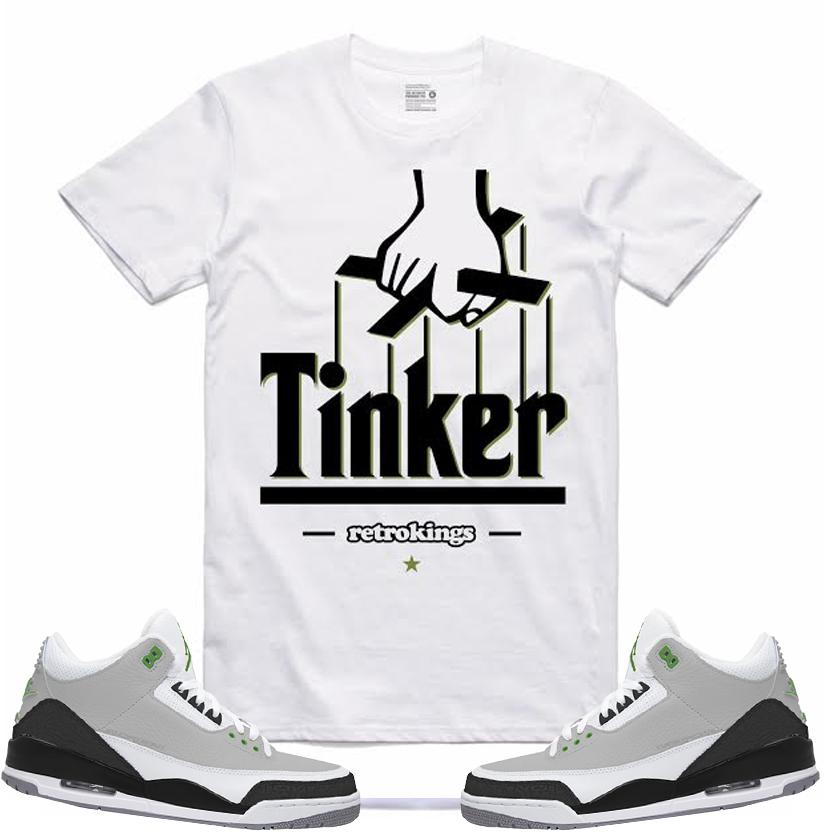 9207f5483aadc6 SneakerOutfits  JORDAN III CHLOROPHYLL COLLECTION