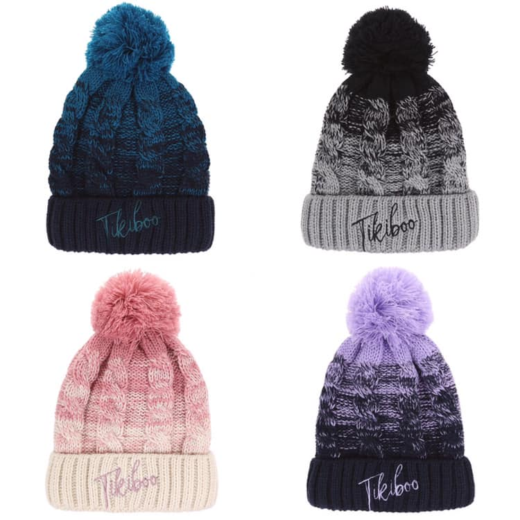 bf8e5737b1d Tikiboo  Ombre Bobble Hats Back In Stock!