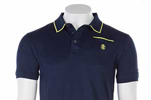 MENS POLO IN NAVY
