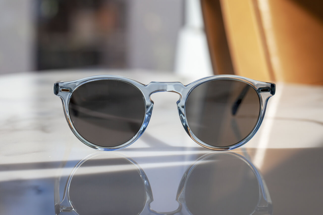 9aec9a516d4 Oliver Peoples Eyewear  Limited Edition Gregory Peck Sun