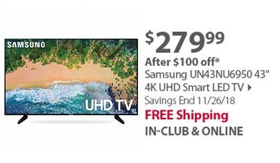 Philips 65 4K Smart LED TV