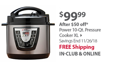 Power 5.3-Qt. AirFryer XL with Copper Basket