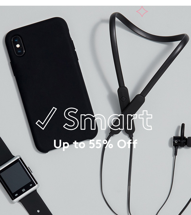 Smart | Up to 55% Off