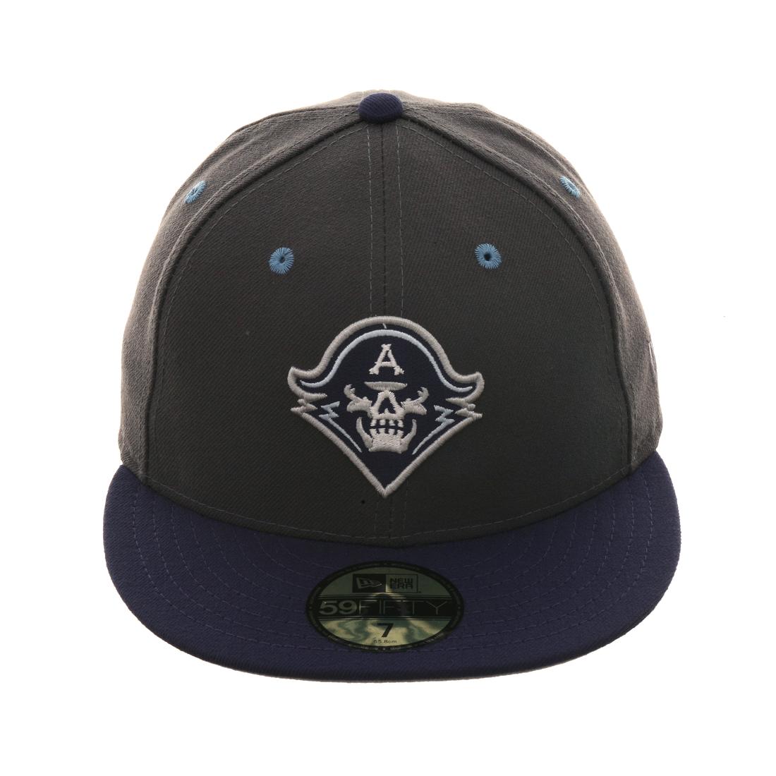Exclusive New Era 59Fifty Milwaukee Admirals Hat - 2T Graphite 50f55a77e