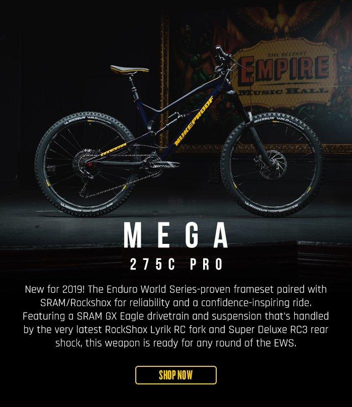 Nukeproof Mega 275 Carbon Pro Bike GX Eagle
