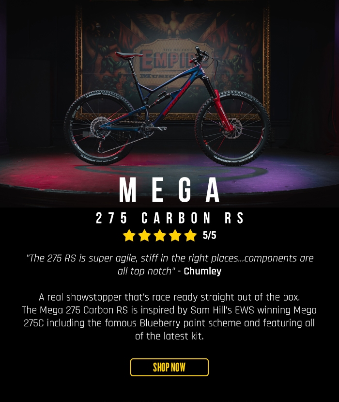 Nukeproof Mega 275 Carbon RS Bike XO1 Eagle