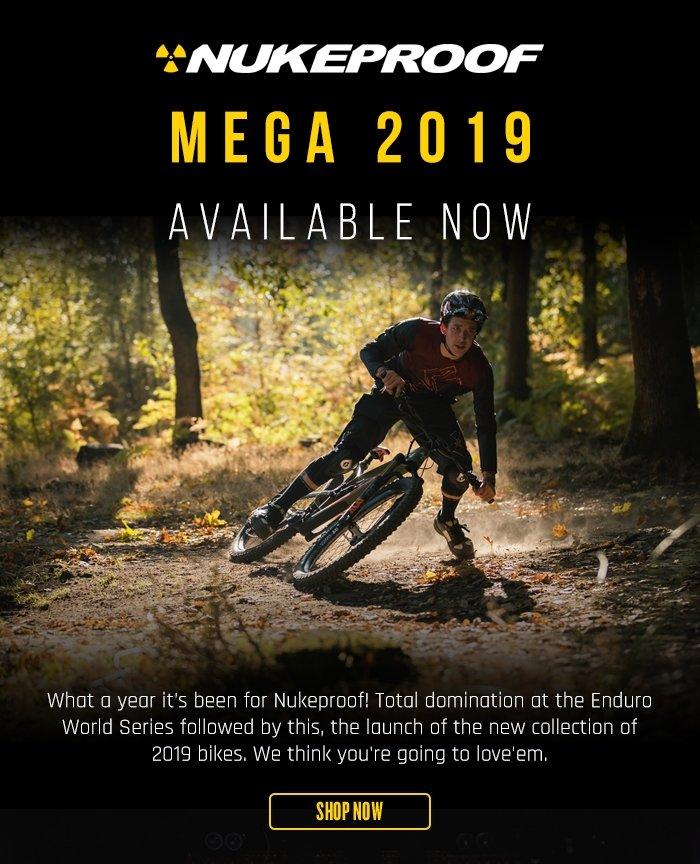 Nukeproof Mega 2019: Available now