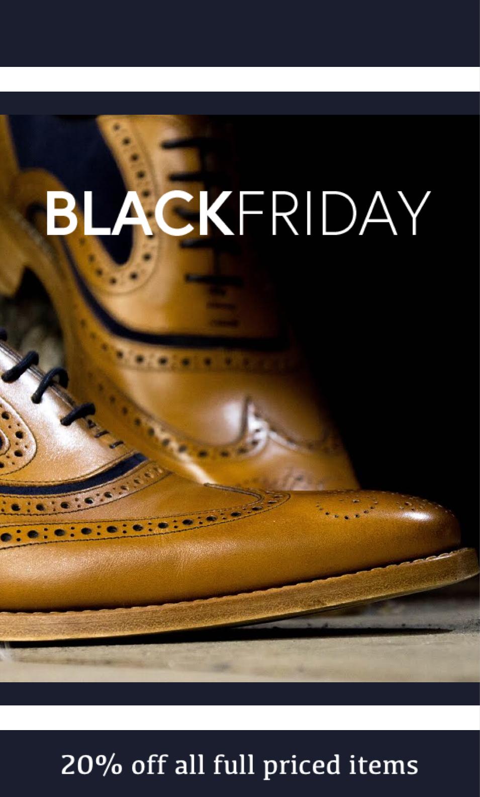 British Shoe Company: Black Friday SALE