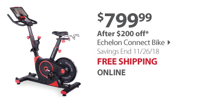 Echelon Connect Bike