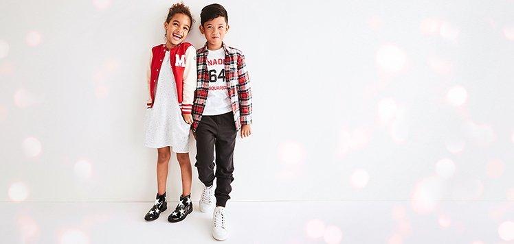 Little Ones' Designer Style
