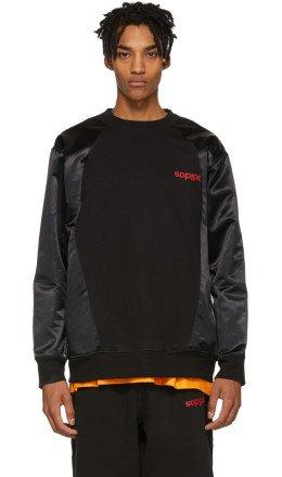 adidas Originals by Alexander Wang - Black AW Sweatshirt
