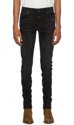 Amiri - Black Stack Jeans