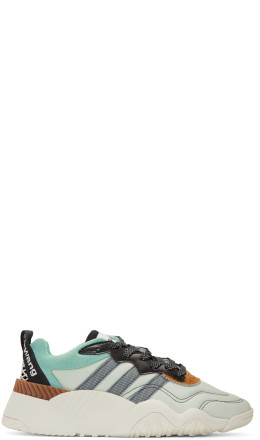 adidas Originals by Alexander Wang - Green Turnout Trainer Sneakers