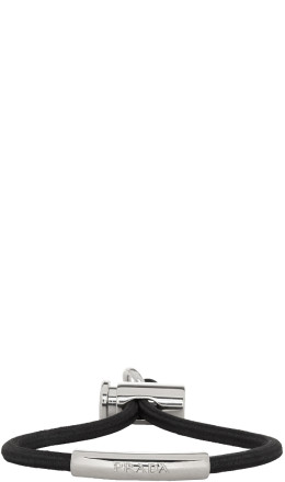 Prada - Black Elastic Bracelet