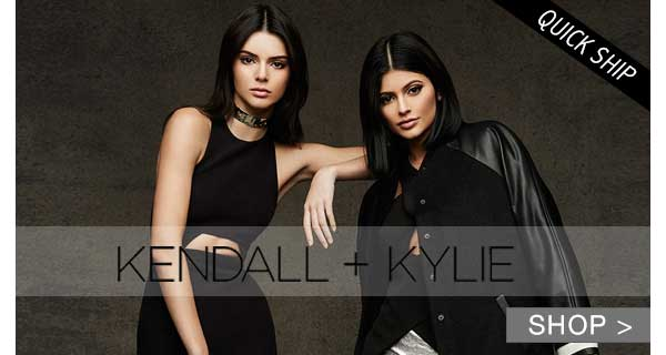 PRE-BLACK FRIDAY DEAL: KENDALL & KYLIE