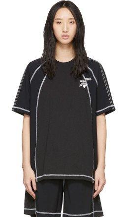 adidas Originals by Alexander Wang - Black AW T-Shirt