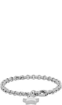 Gucci - Silver Star Bracelet