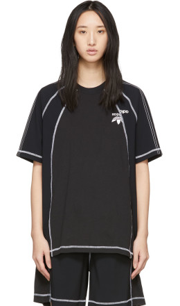 adidas Originals by Alexander Wang - Black AW T-Shirt