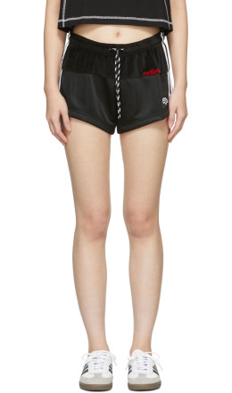 adidas Originals by Alexander Wang - Black Disjoin Jersey Shorts