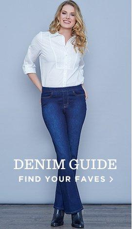 New! Denim Guide