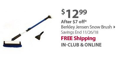 Berkley Jensen Snow Brush