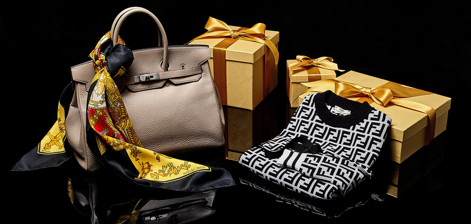 Vintage Handbags to Scarves With Hermès