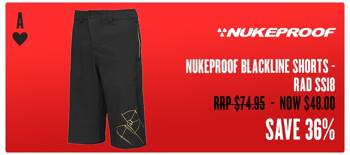 Nukeproof Blackline Shorts - Rad SS18