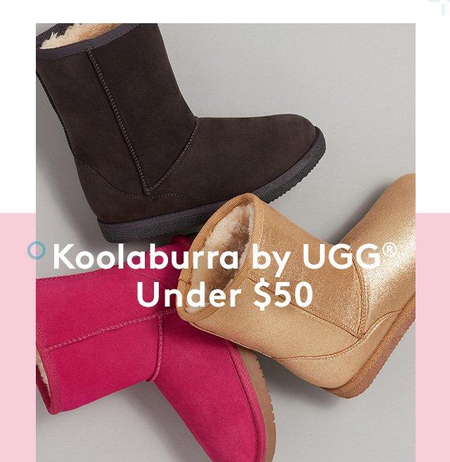 Koolaburra by UGG® | Under $50