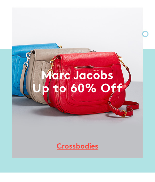 Marc Jacobs | Up to 60% Off | Crossbodies