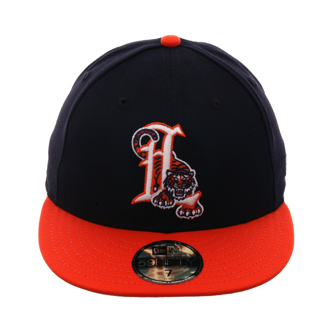 c2c27a9518b Exclusive New Era 59Fifty Lakeland Tigers 1994 Hat